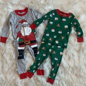 Baby Boy Christmas Pajamas